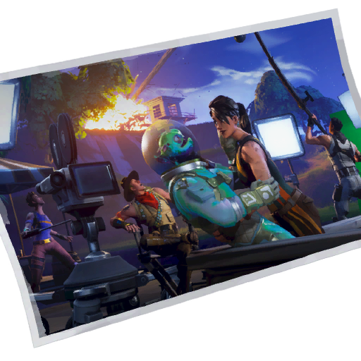 Quiet On The Set! Skin fortnite store