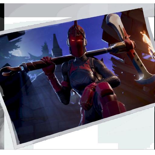 Red Knight Skin fortnite store