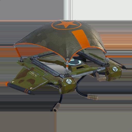 Aerial Assault One Skin fortnite store