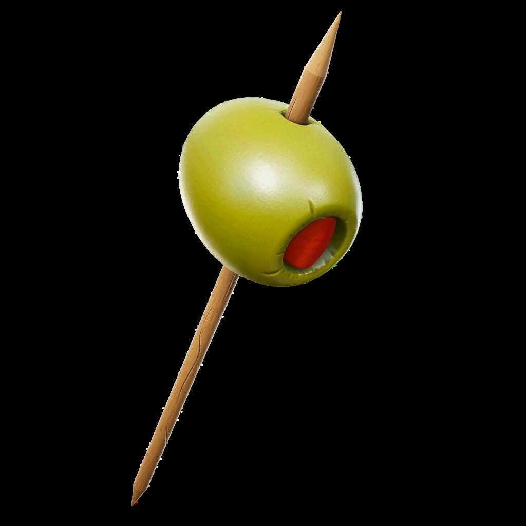 Toothpick Skin fortnite store