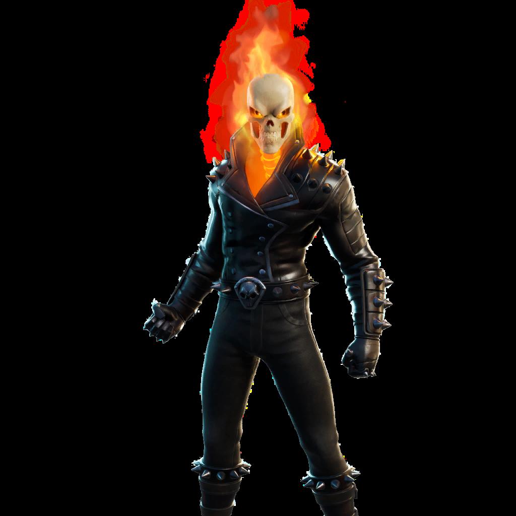Ghost Rider Skin fortnite store