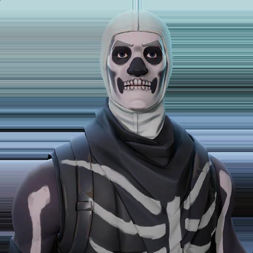 Skull Trooper  Skin fortnite store