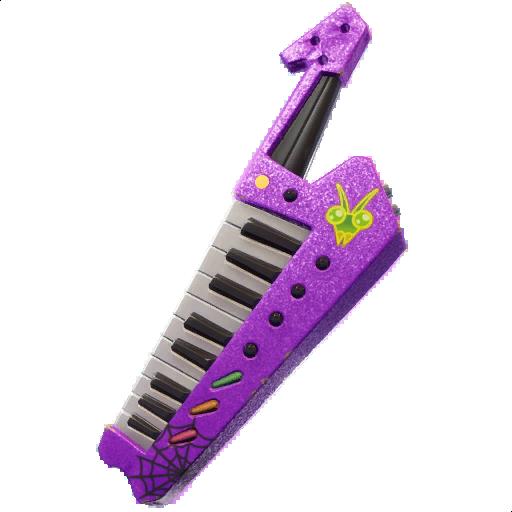 Keytar Skin fortnite store