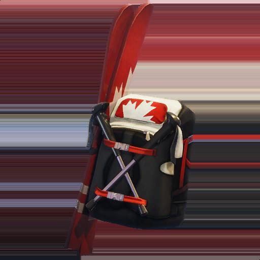 Mogul Ski Bag (CAN) Skin fortnite store