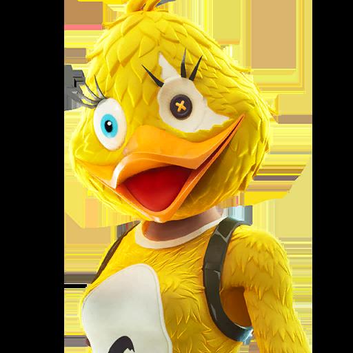 Quackling Skin fortnite store