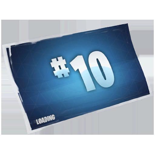 #10 Skin fortnite store