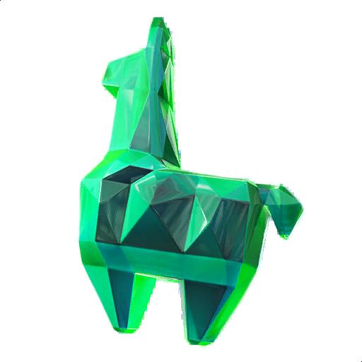 Crystal Llama Skin fortnite store