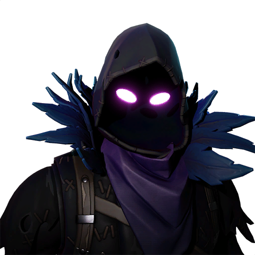 Raven Skin fortnite store