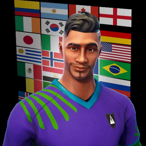 Midfield Maestro Skin fortnite store