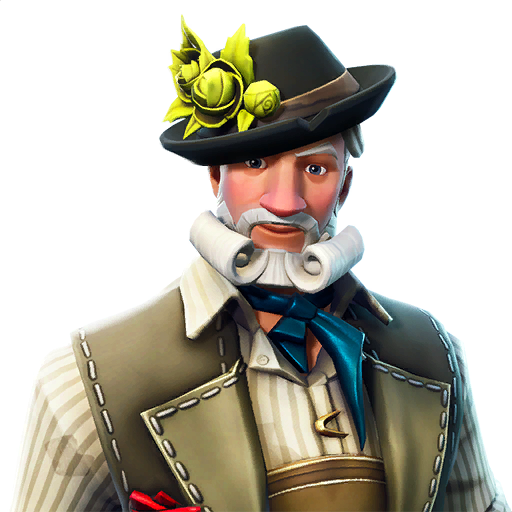 fortnite shop preview of Ludwig