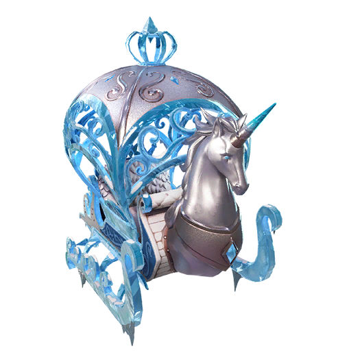 Crystal Carriage Skin fortnite store
