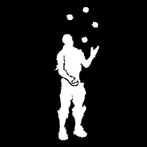 fortnite shop preview of Jugglin'