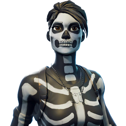fortnite shop preview of Skull Ranger