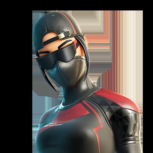 Scarlet Commander Skin fortnite store