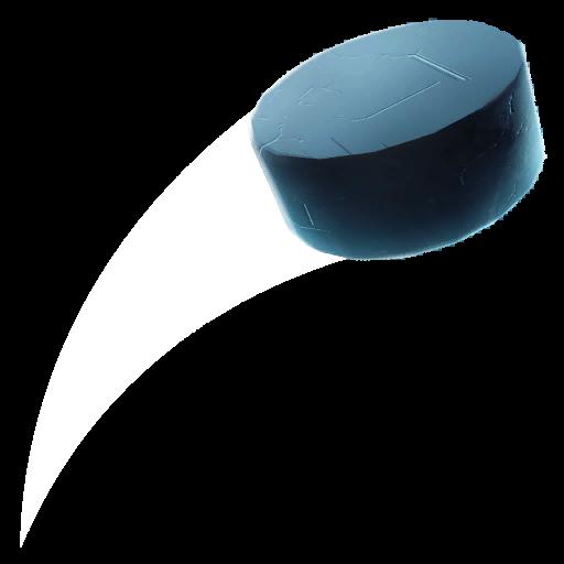 Ice Puck Skin fortnite store