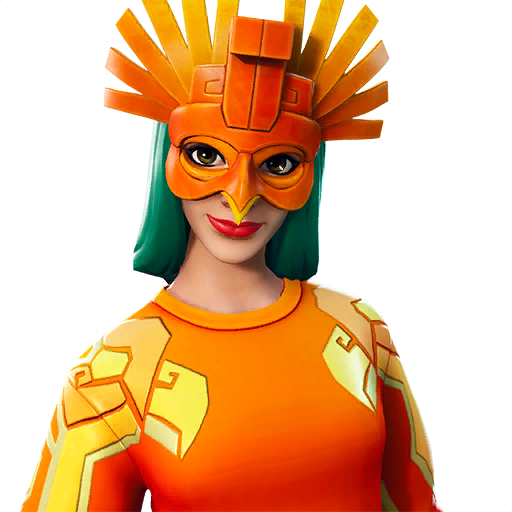 fortnite shop preview of Sunbird