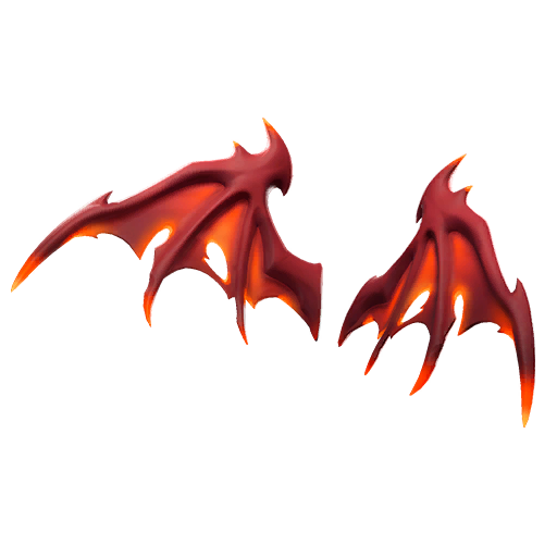 Malice Wings Skin fortnite store
