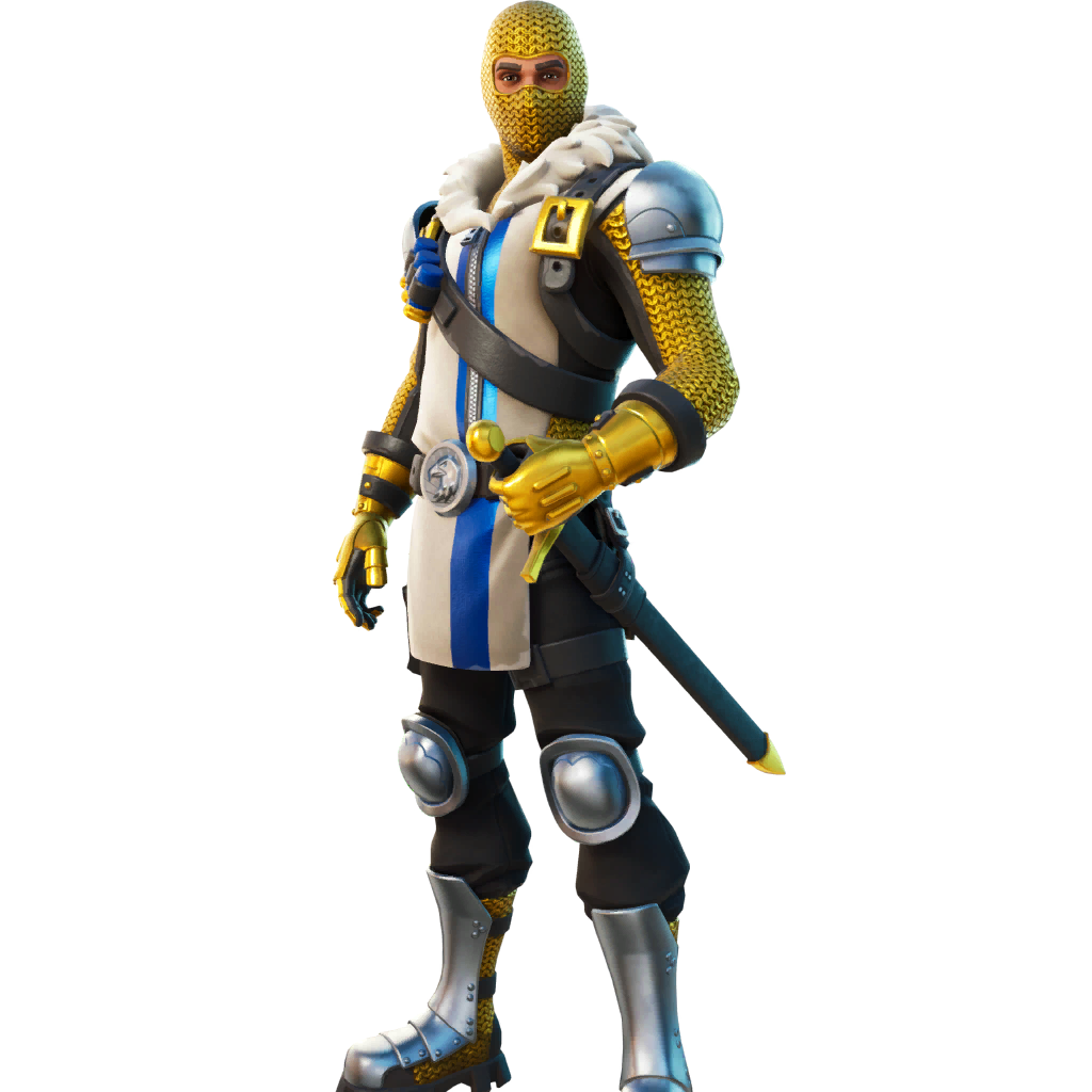 Raptorian The Brave Skin fortnite store