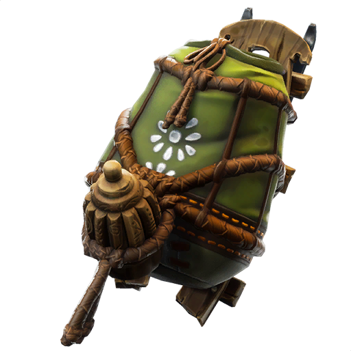Crafted Carrier Skin fortnite store