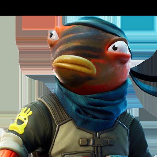 Triggerfish Skin fortnite store