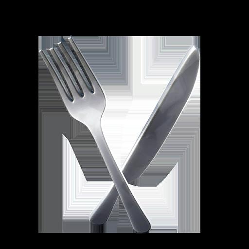 Fork Knife Skin fortnite store