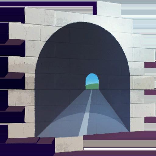 Tunnel Skin fortnite store
