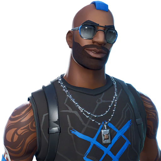 Anarchy Agent Skin fortnite store