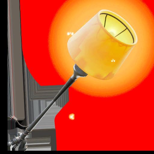 Lamp Skin fortnite store