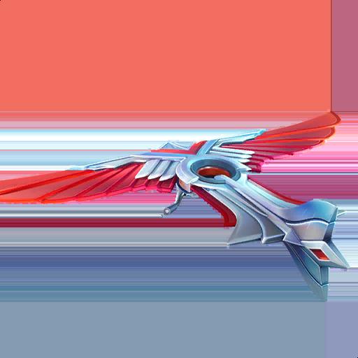Wings of Valor Skin fortnite store