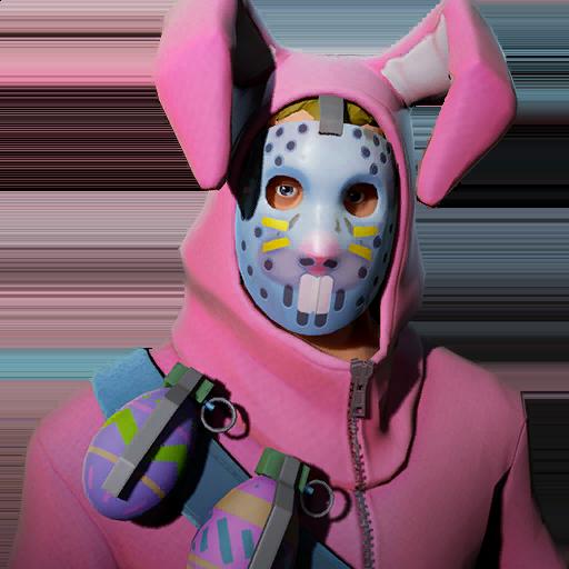Rabbit Raider Skin fortnite store