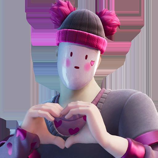 Pinkie Skin fortnite store