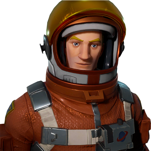 Mission Specialist Skin fortnite store