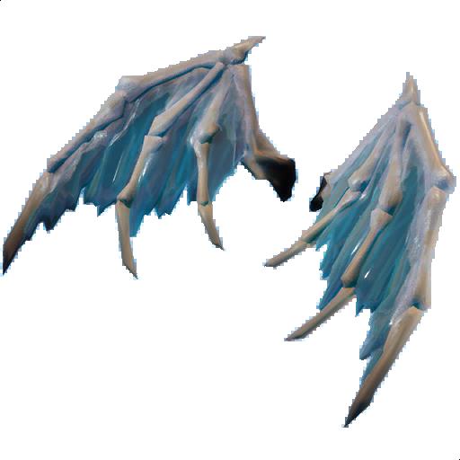Valkyrie Wings Skin fortnite store