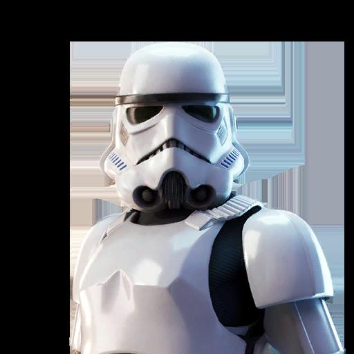 Imperial Stormtrooper Skin fortnite store