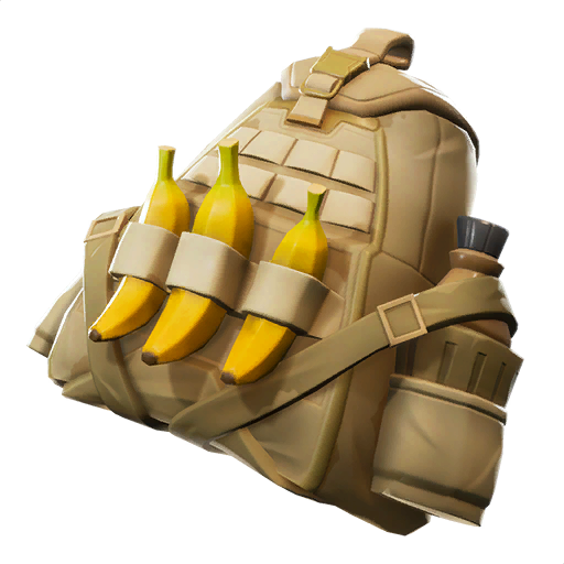 Banana Bag Skin fortnite store