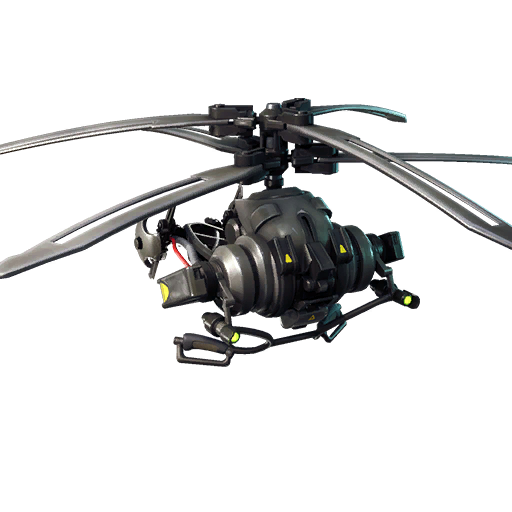 Coaxial Copter Skin fortnite store