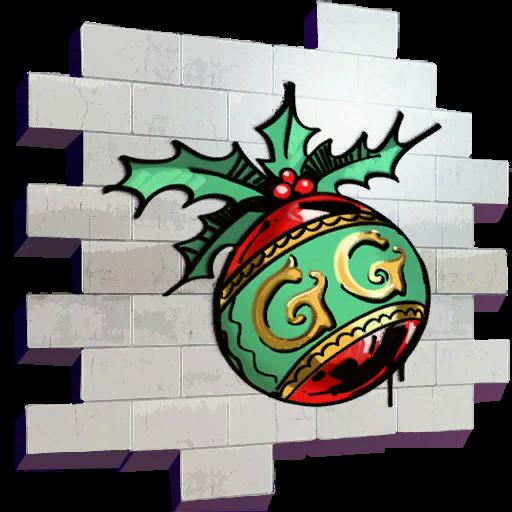 GG Ornament Skin fortnite store