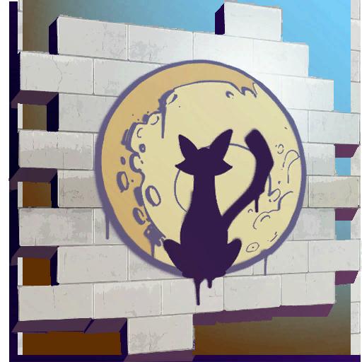 Meow Moon Skin fortnite store