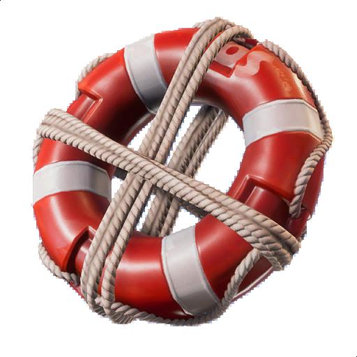 Rescue Ring Skin fortnite store