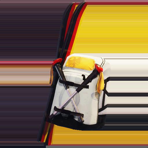 Mogul Ski Bag (GER) Skin fortnite store