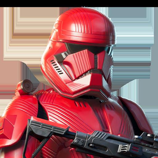 Sith Trooper Skin fortnite store