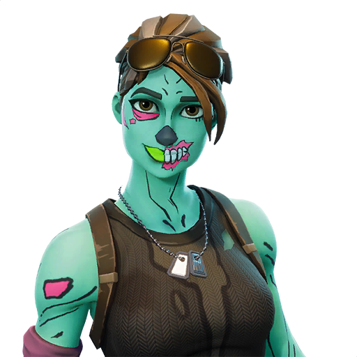 fortnite shop preview of Ghoul Trooper
