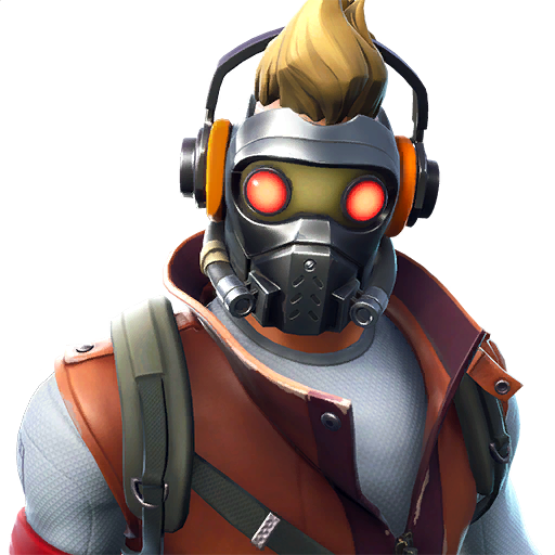 Star-Lord Outfit Skin fortnite store