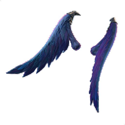 Dark Wings Skin fortnite store