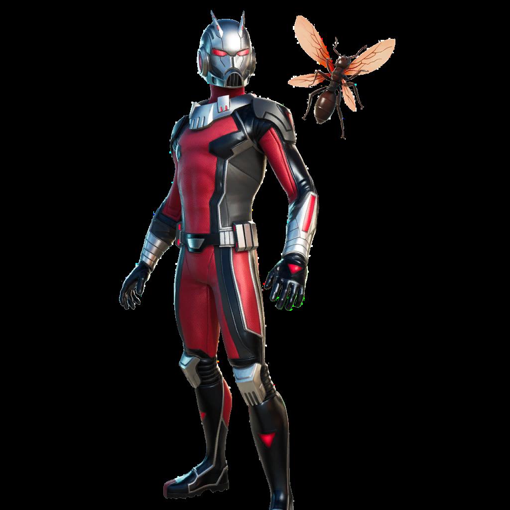 Ant-Man Skin fortnite store