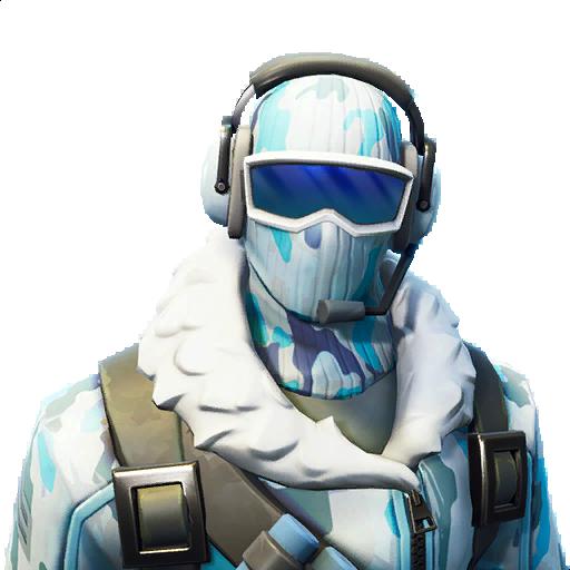 Frostbite Skin fortnite store