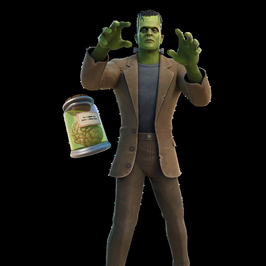 Frankenstein's Monster Skin fortnite store