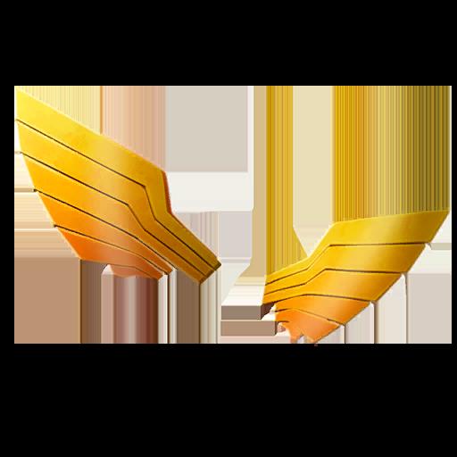 Sun Wings Skin fortnite store