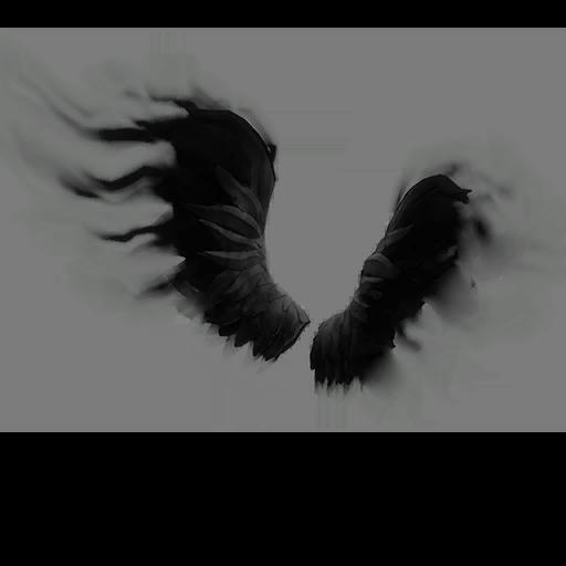 Shadow Wings Skin fortnite store