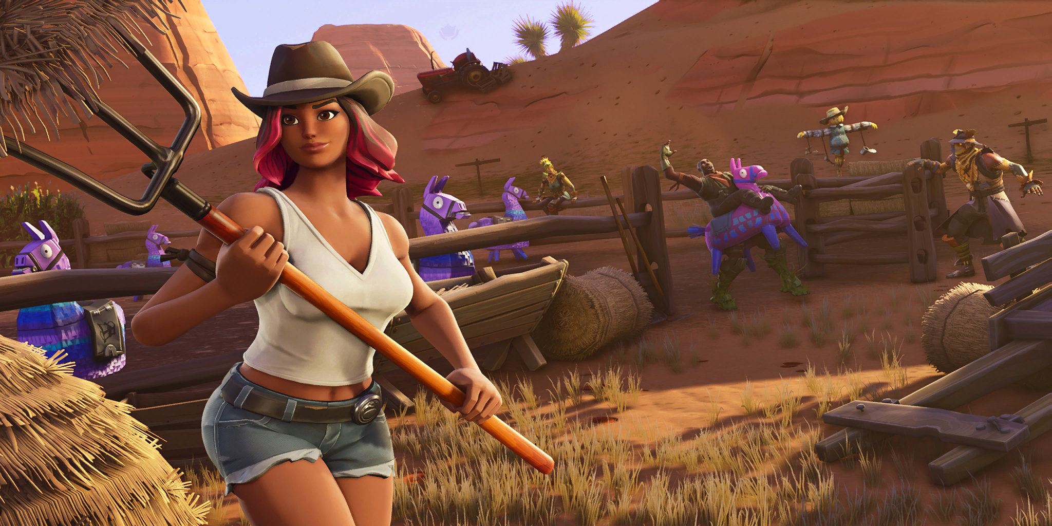 Fortnite Degrade Weapon The Highlights Of The Competitive Fortnite Ama